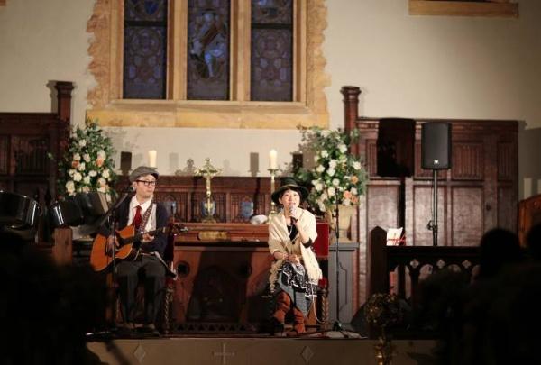 教会 演奏