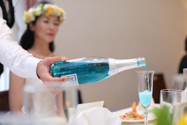 結婚式 夏